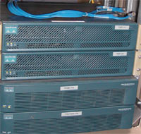 Cisco Router Stack
